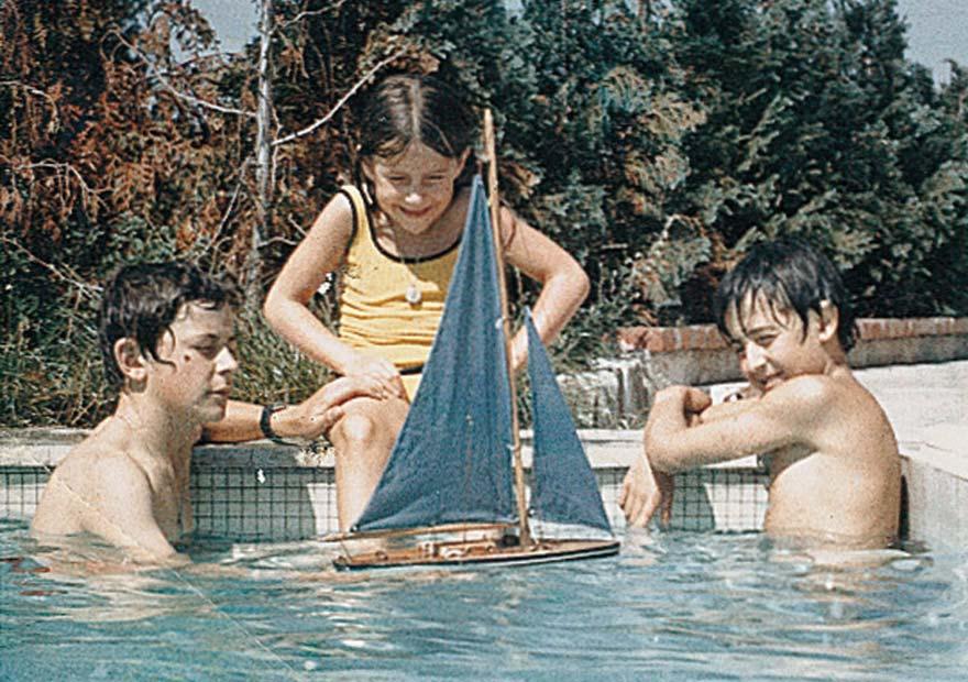 Desjoyaux Pools ein Familienunternehmen
